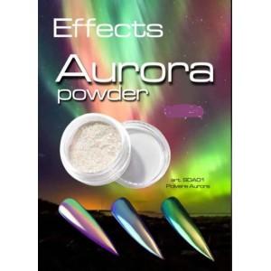 Polvere effetto Aurora
