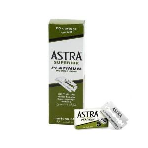 Lame Astra 100 pz (20 x 5 )